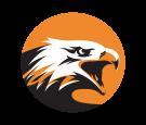 Logo Kancelarii Deptor - biały orzeł